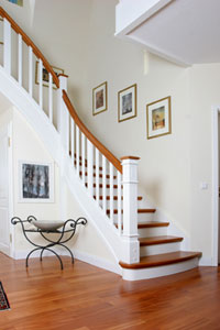 Klassische Treppen holztreppen klassisch